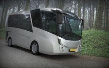 Спроектированный челябинской компанией «Джемир» автобус могут продать китайцам