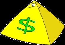 ЦБ РФ советует россиянам остерегаться финансовых пирамид