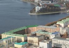 Реконструкция здания Уральского приборостроительного завода стартует в октябре 2015 г.