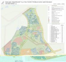 Представлен проект нового микрорайона в Октябрьском районе Красноярска