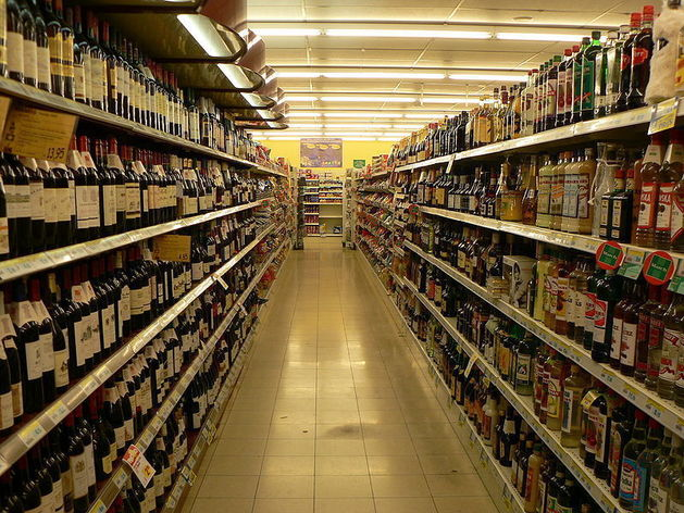В Киеве введены ограничения на продажу продовольственных товаров