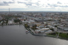 В Екатеринбурге начали готовить брендинг к футбольному ЧМ-2018 / ВИДЕО