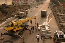 Красноярская мэрия готовится к повторному конкурсу на реконструкцию проспекта Свободный