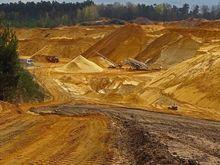 Объём добычи полезных ископаемых в Новосибирской области увеличился на 105 тыс. кубометров