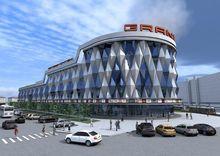 На площади Маркса в Новосибирске построят новый торговый центр