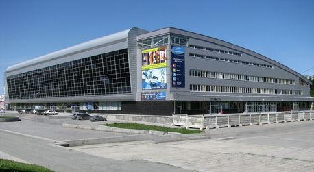 В Екатеринбурге построят ледовую арену на 12 тыс. зрителей