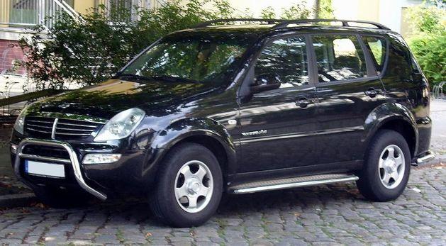 SsangYong оставит дилеров Екатеринбурга без новых автомобилей