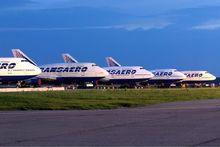 Авиакомпании отказались от четырех зарубежных рейсов из Екатеринбурга