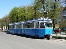 Усть-Катавский вагоностроительный завод будет поставлять трамваи в Крым