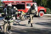 Ликвидация пожаров на Коркинском разрезе будет производиться с помощью установки Natisk