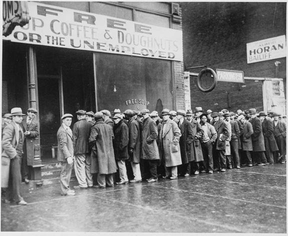 Безработных в России стало больше миллиона