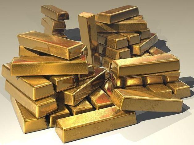 Продажи золота в России выросли в разы