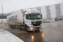 В Свердловской области введут плату за проезд грузовиков