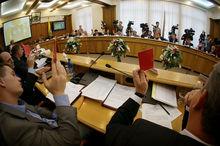 Депутат гордумы Лариса Фечина сложила полномочия в связи с переходом в Госдуму