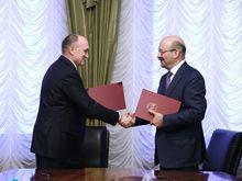 ВТБ 24 и правительство Челябинской области подписали соглашение о сотрудничестве