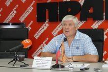Владимир Анисимов собирается баллотироваться в Заксобрание Новосибирской области