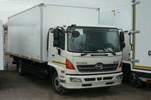 Дилер грузовиков Hino планирует открыть второй салон в Новосибирске