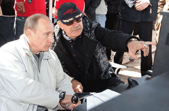 Офис Михалкова обстреляли их пневматики: обошлось без пострадавших