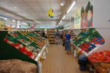 Производство продуктов в России растет на фоне снижения импорта