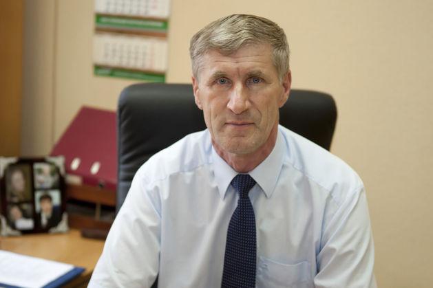 министр АПК и продовольствия Свердловской области Михаил Копытов.