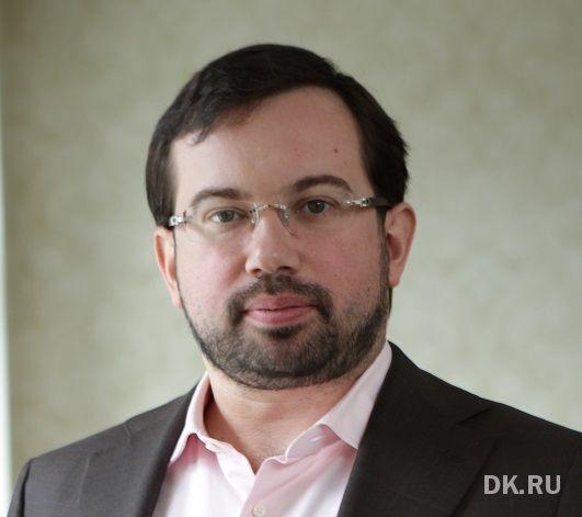 Максим Пузанков, директор ГК Vista