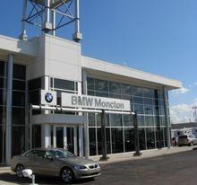 В Екатеринбурге выставили на продажу автосалон BMW