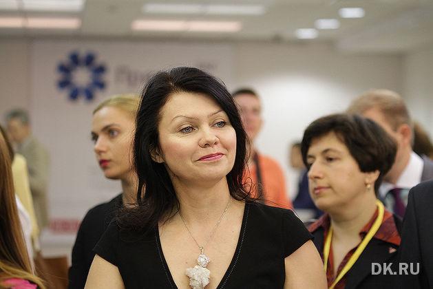 Людмила Варакина, исполнительный директор Союза малого и среднего бизнеса Свердловской области