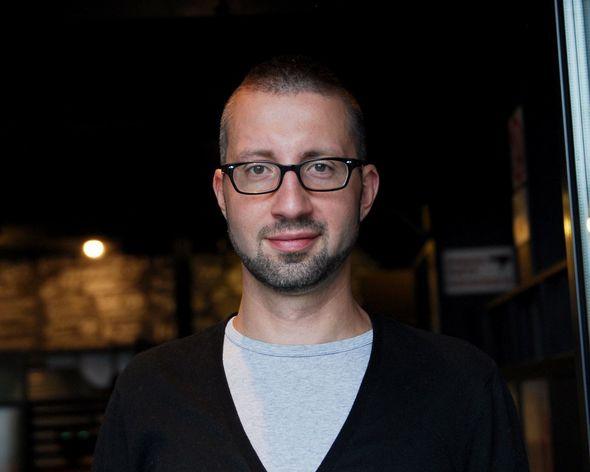 На фото: Алексей Гисак, основатель сети фаст-фуда «Воккер»