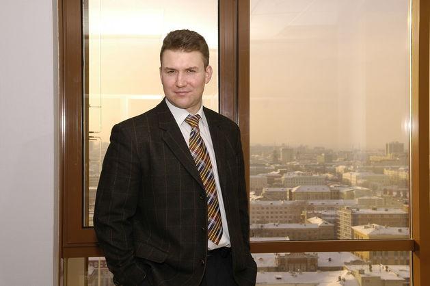 Станислав Шемес, владелец компании «Юниверфуд»