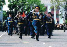 Программа праздничных мероприятий на День Победы в Екатеринбурге