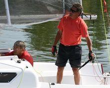 Строительство яхт-клуба на берегу визовского пруда стартует осенью 2015 г.