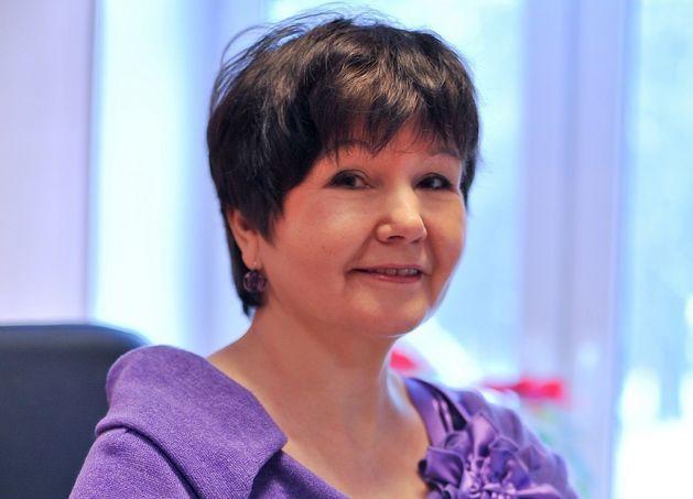 Любовь Путятина, директор гостиницы «Октябрьская»