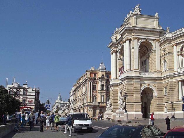 В Одессе жестоко избили ректора университета