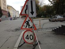 Одну из центральных улиц Екатеринбурга закроют на все лето