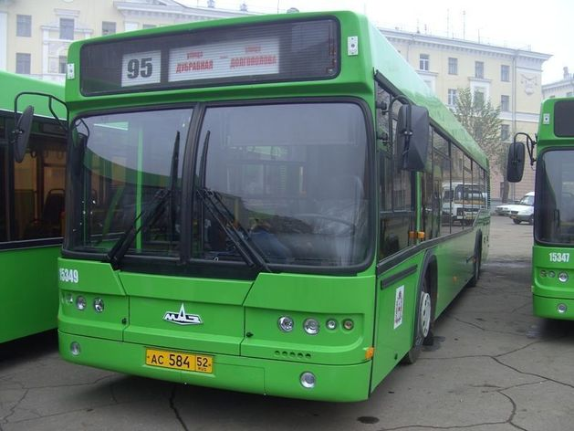 В Екатеринбурге определился поставщик низкопольных автобусов на 700 млн руб.