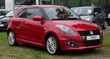 Suzuki прекратила продажи некоторых моделей в Красноярске