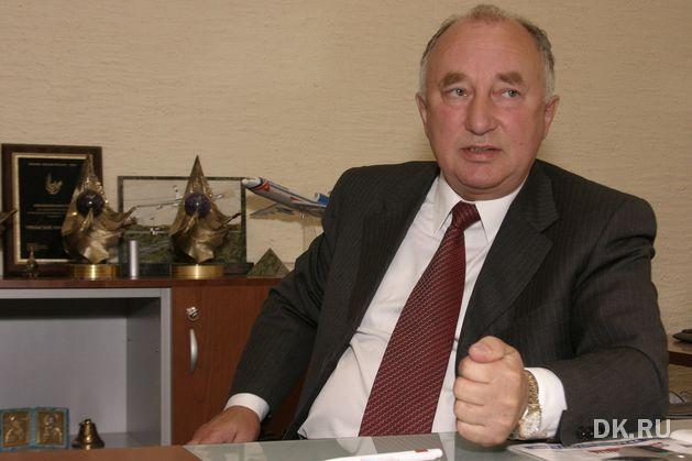 Сергей Скуратов, генеральный директор авиакомпании «Уральские авиалинии»