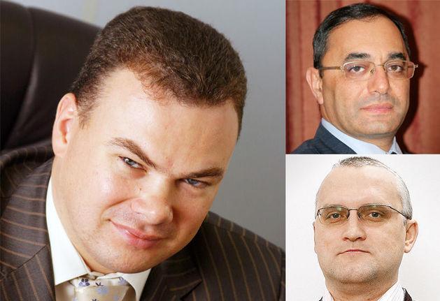 Павел Ефремов (банк «Нейва»), Игорь Венгеров (ВТБ24), Виталий Калугин (независимый аналитик)