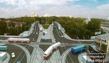 Летом проспект Ленина частично закроют для транспорта из-за подготовки к ЧМ-2018