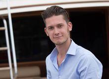 Молодой челябинский бизнесмен Алексей Левин: компания началась с юношеской мечты