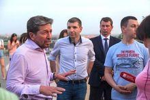 Строительство апарт-отеля Валерия Мазанова на ростовской набережной приостановлено