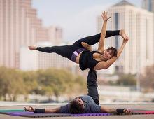 В фитнес-центрах ажиотажный спрос на йогу