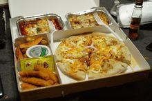 В Нижнем Новгороде средний чек при доставке еды составил 859 руб.