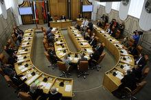 Депутаты красноярского Горсовета не решили вопрос с выборами мэр
