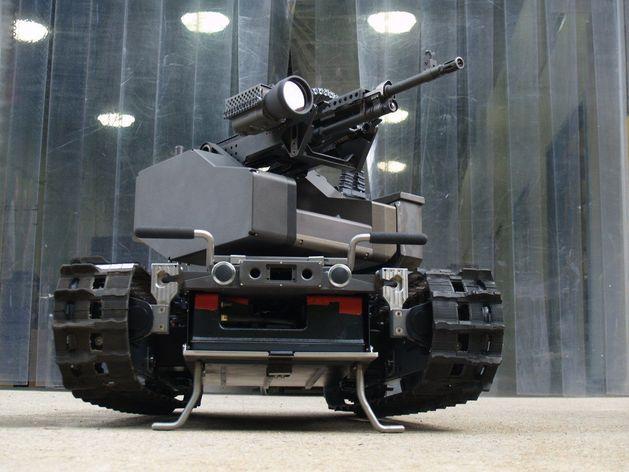 В Южной Корее в 2016 году приступят к созданию пятитонного боевого робота