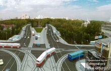 Мэрия опубликовала схему объезда после закрытия перекрестка Ленина-Московской