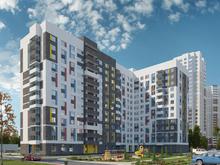 На юго-западе Екатеринбурга начали строить высотку для бюджетников