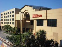 Hilton в Екатеринбурге приготовился к открытию