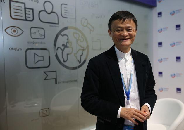 «Заниматься бизнесом - это как ввязаться в драку»: легендарный основатель Alibaba Джек Ма