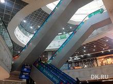 Уральские торговые центры чуть нарастили посещаемость на фоне падения в Москве